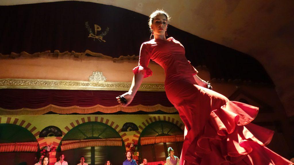 Flamenco à Séville