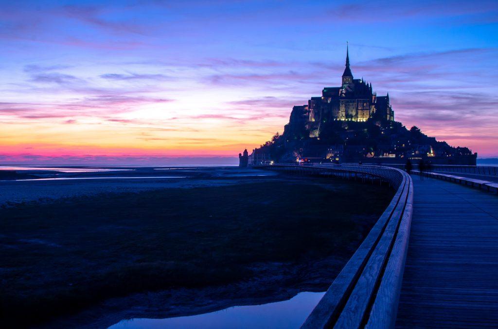 Visiter Mont-Saint-Michel billets parking où dormir où manger