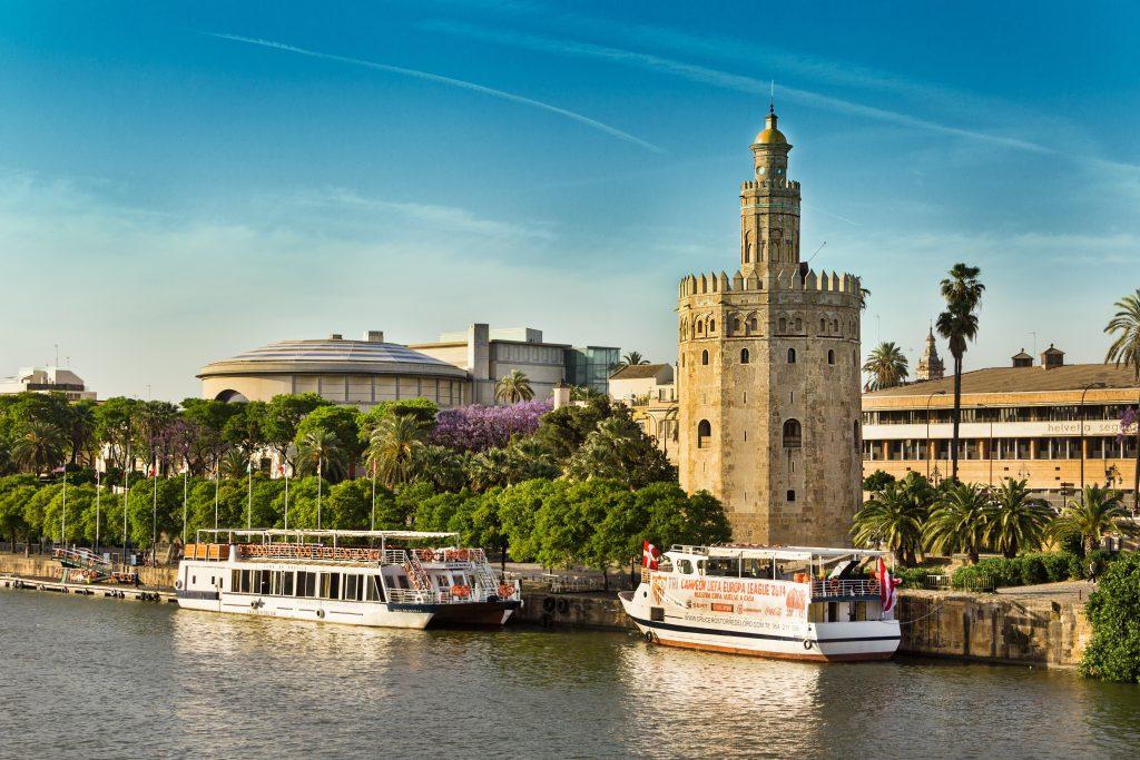 Visiter Séville en 3 jours avec La Torre Del Oro