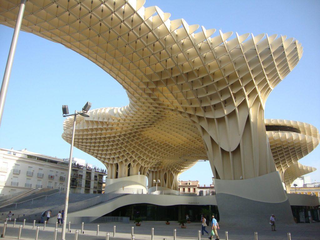 Visiter Séville en 3 jours avec Metropol Parasol