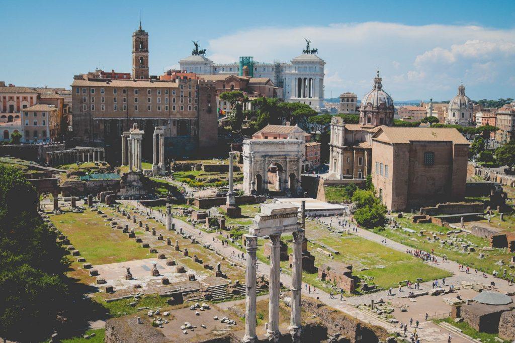Forum Romain visiter