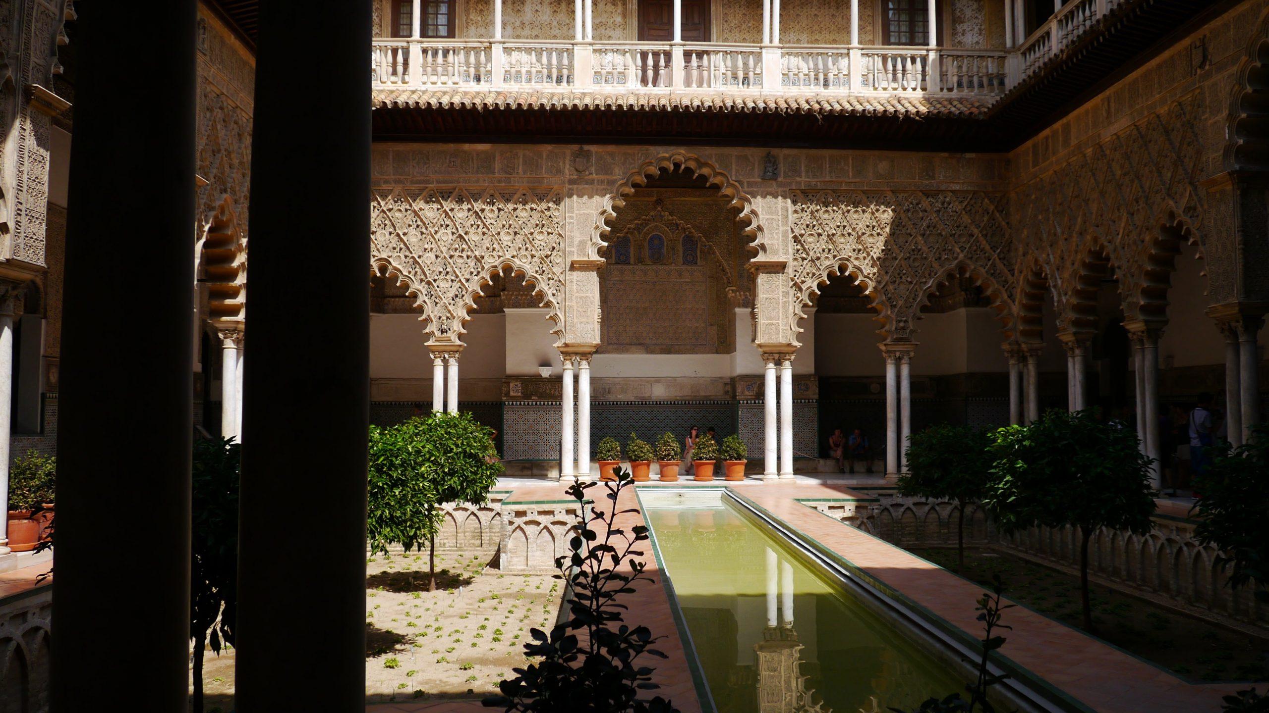Alcazar de Séville billets coupe-file visite guidée
