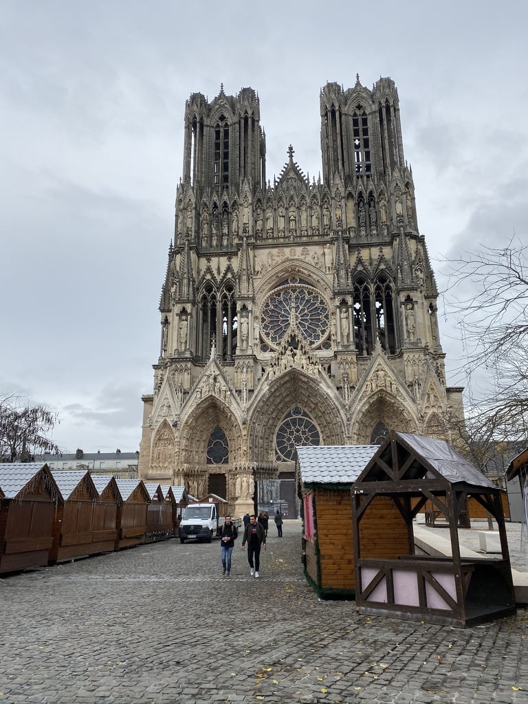 Visiter Reims en une journée