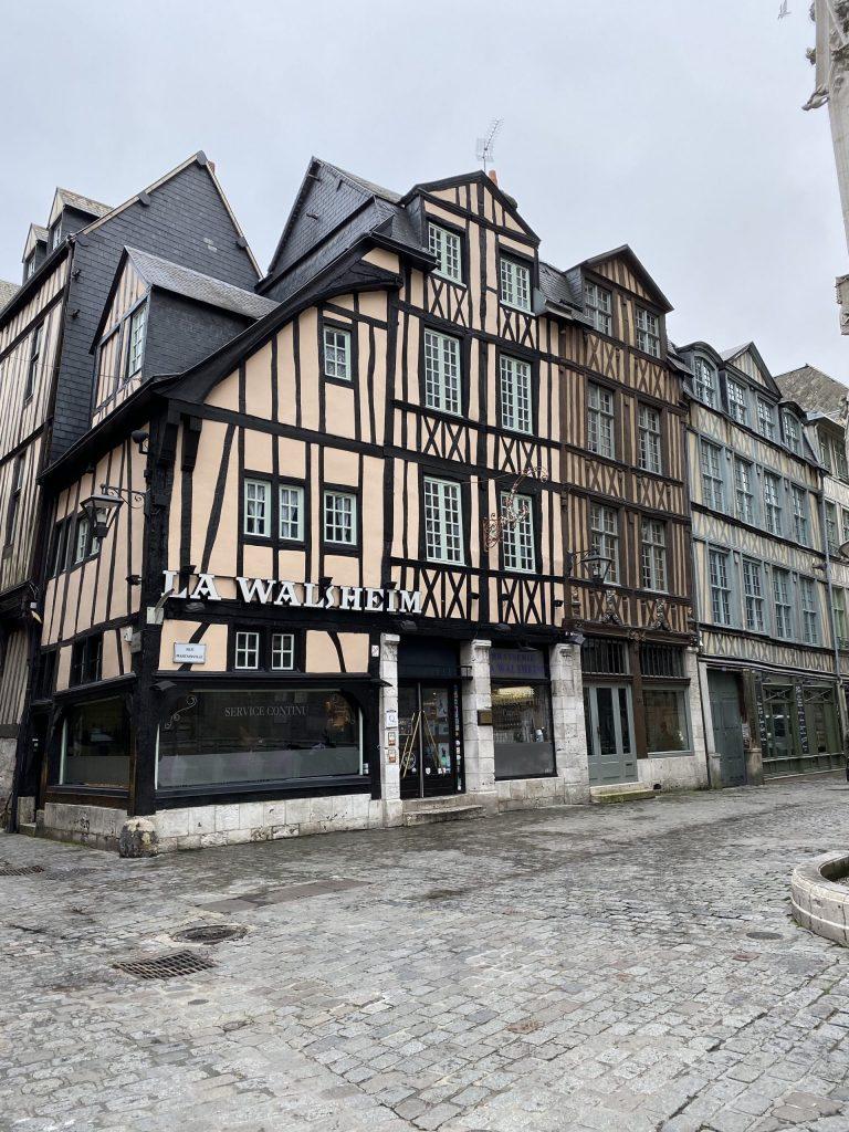 escapade Rouen