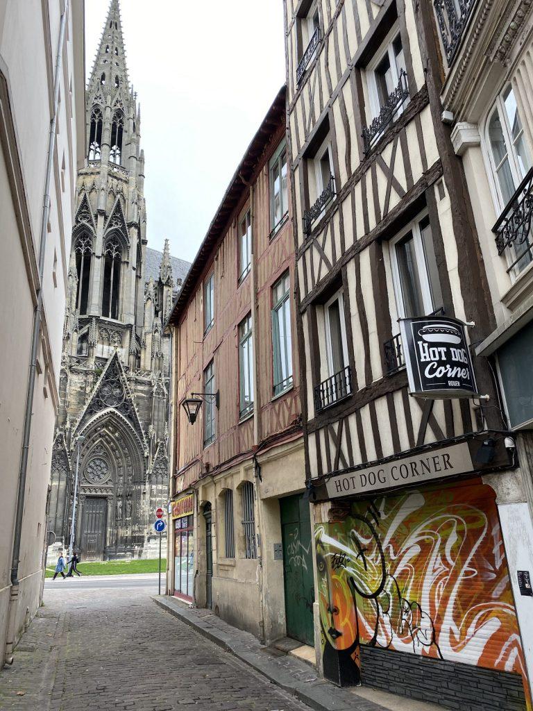 Bonnes adresses Rouen