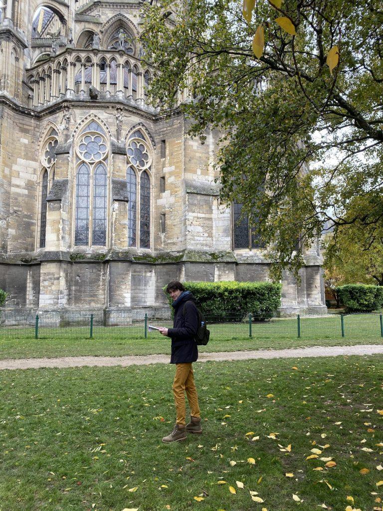 bons plans voyage Reims week end