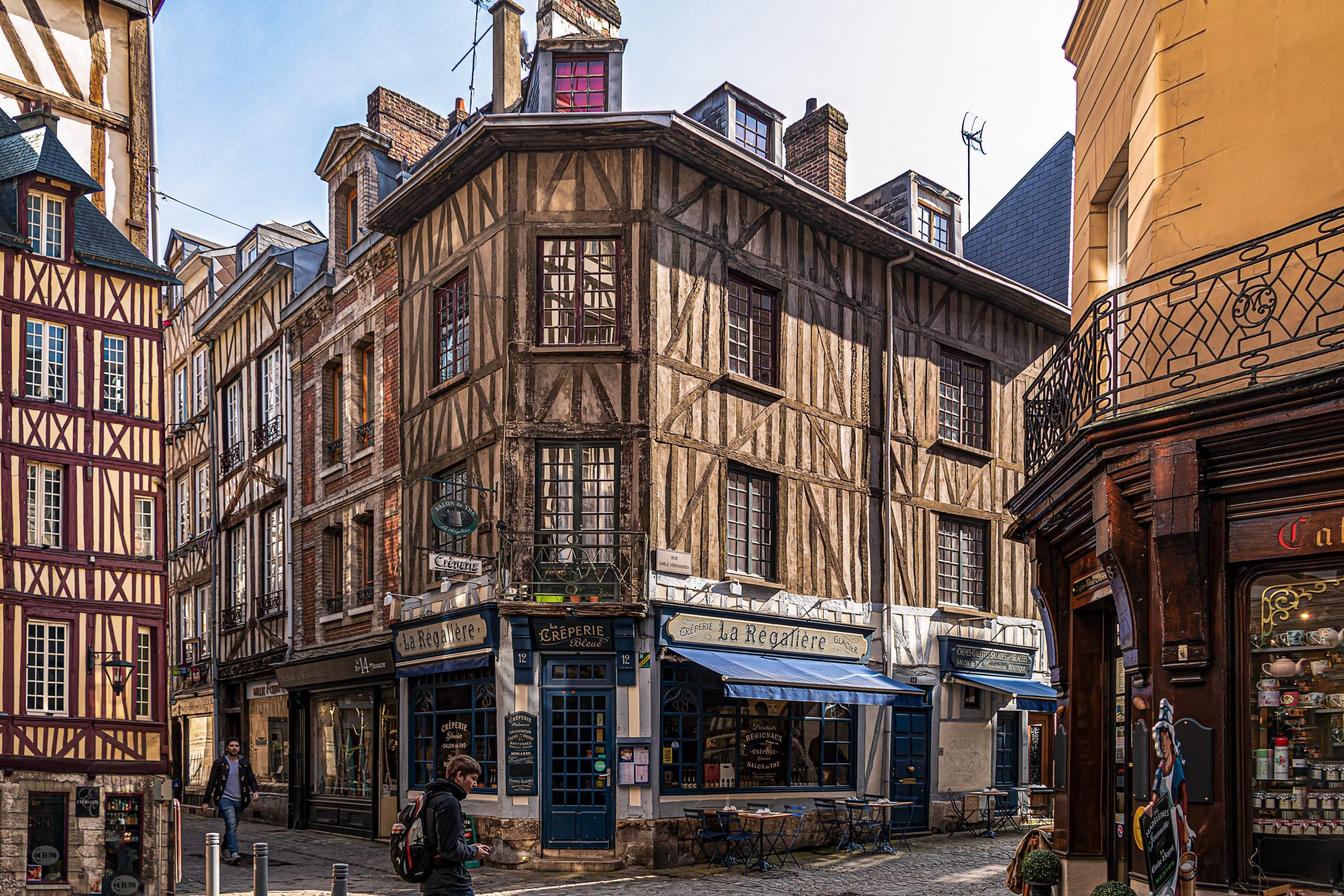 visiter Rouen en 1 ou 2 jours week end