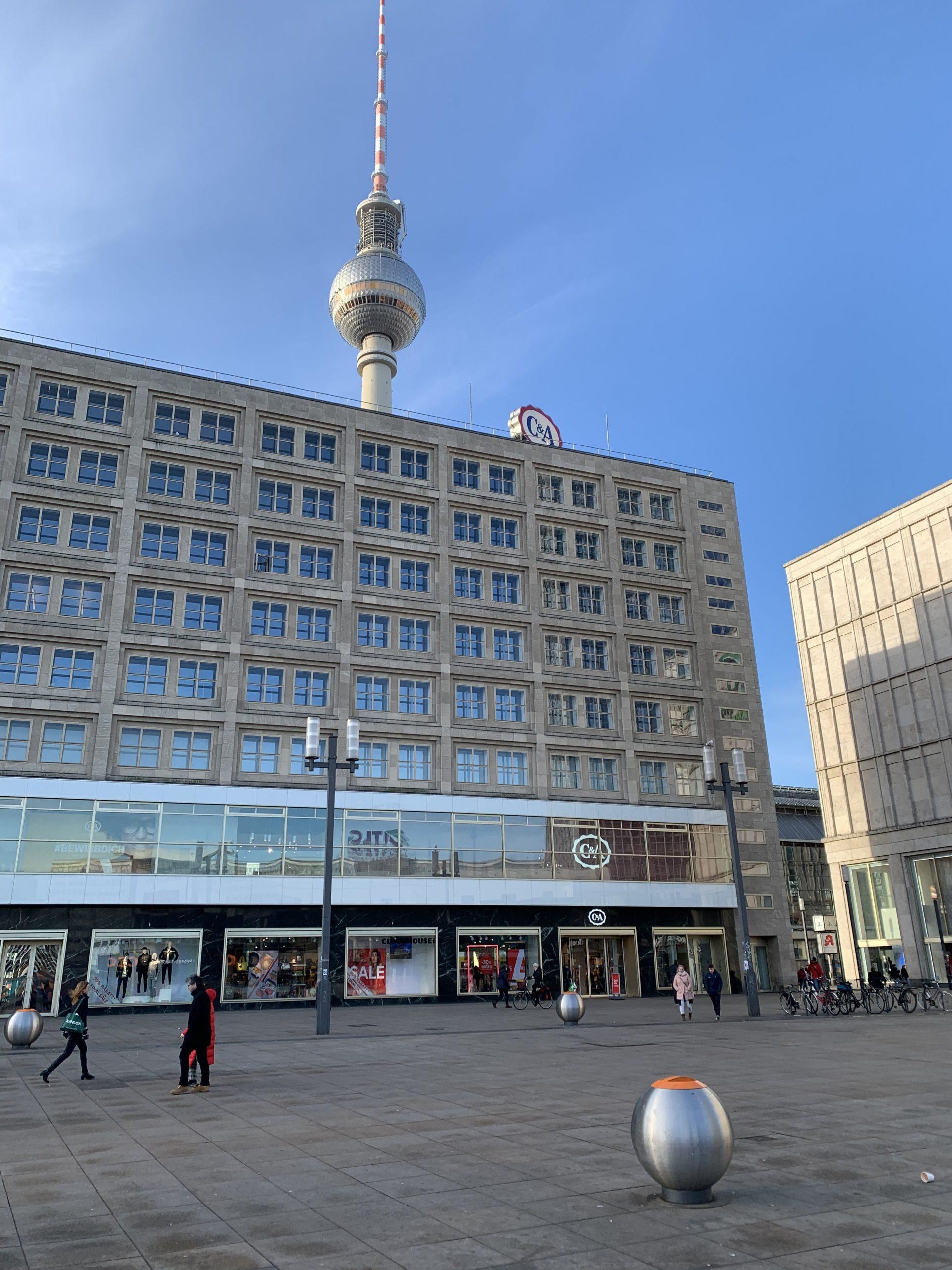 Blog découverte Allemagne de l'Est