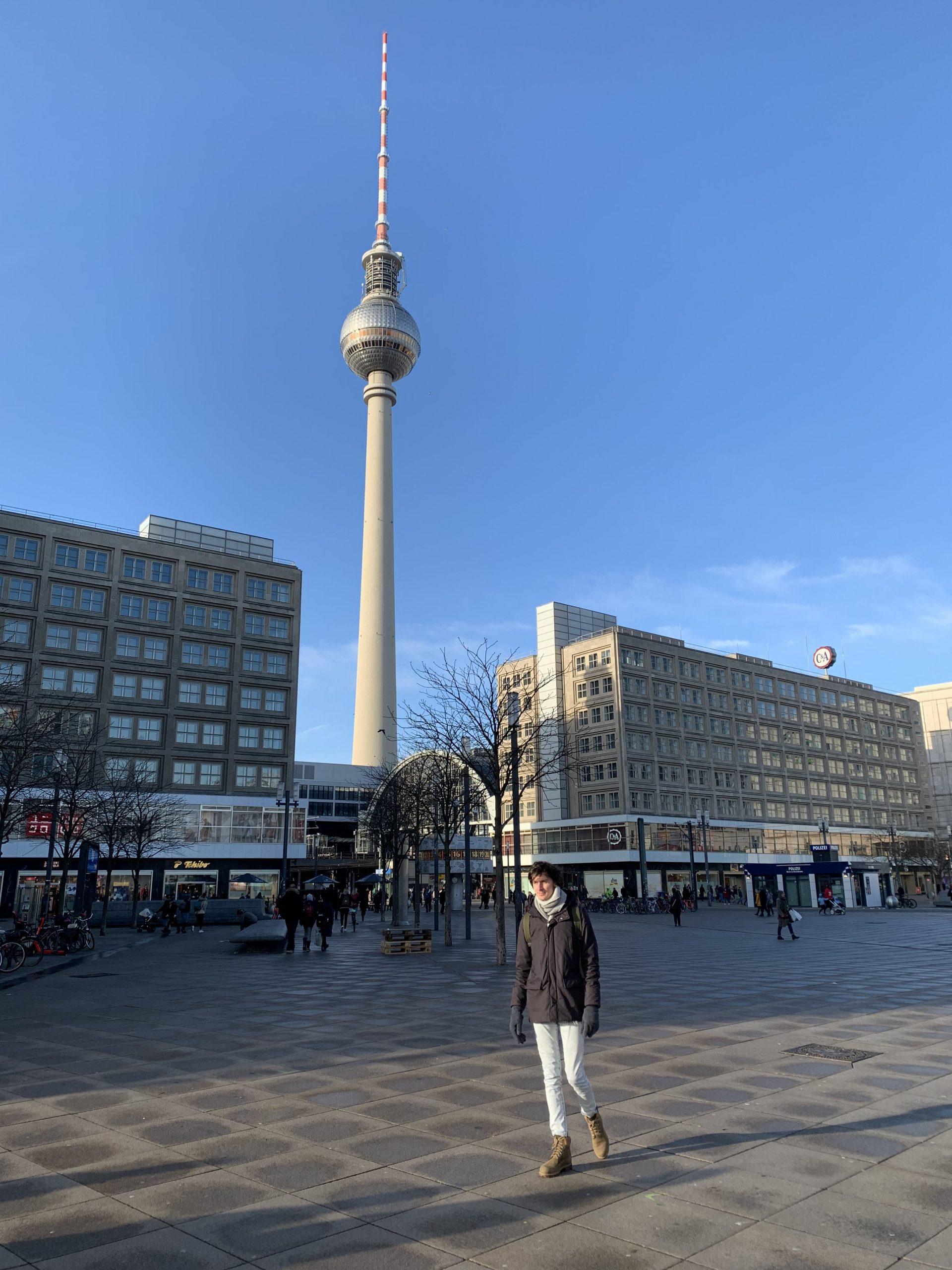 blog visite Europe