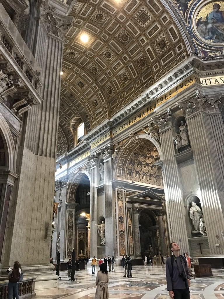 Billets coupe-fil Vatican