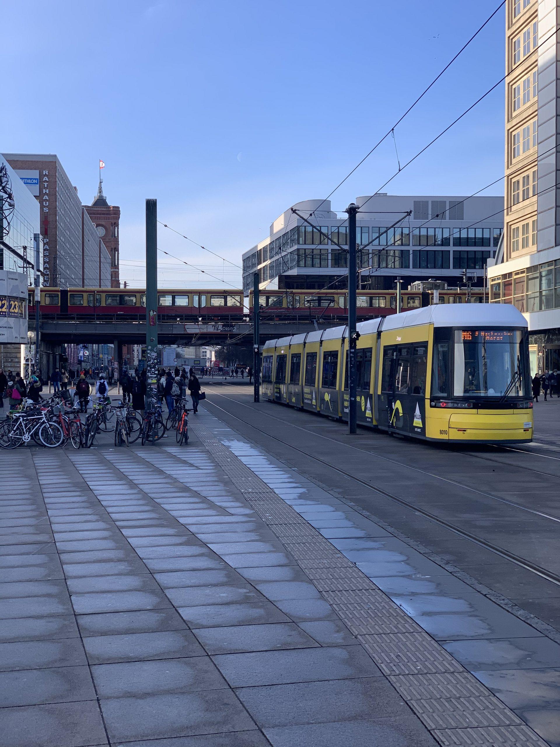 Berlin Tram et S-Bahn