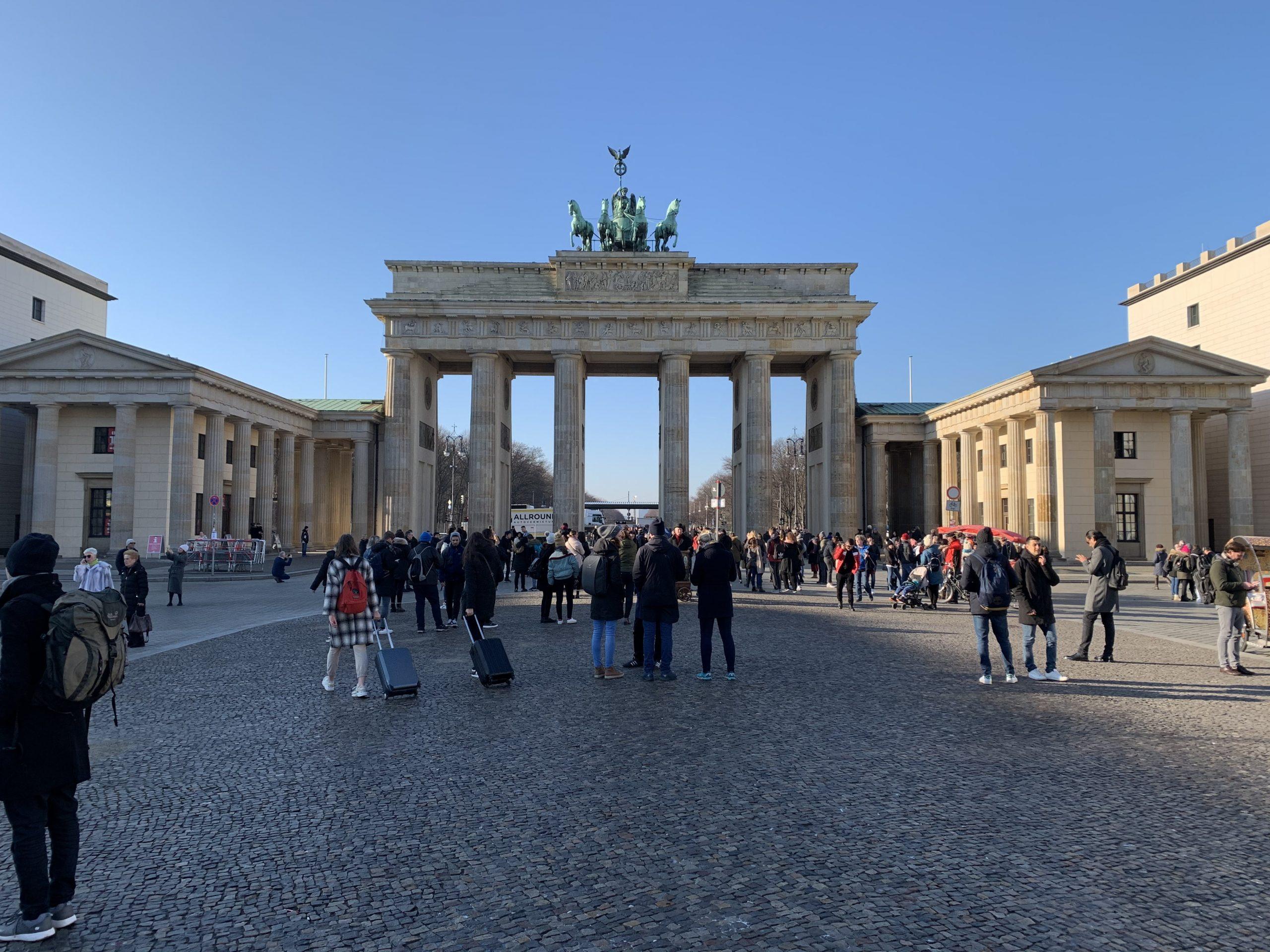 Brandebourg 2 visiter Berlin