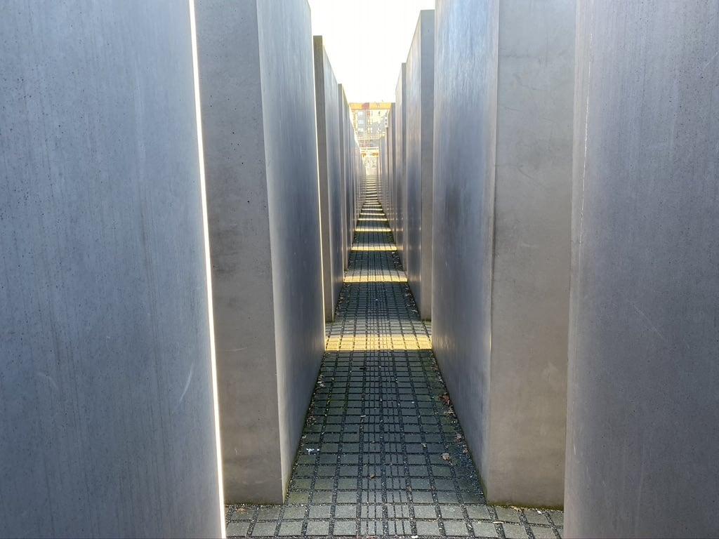 Mémorial visite Europe blog