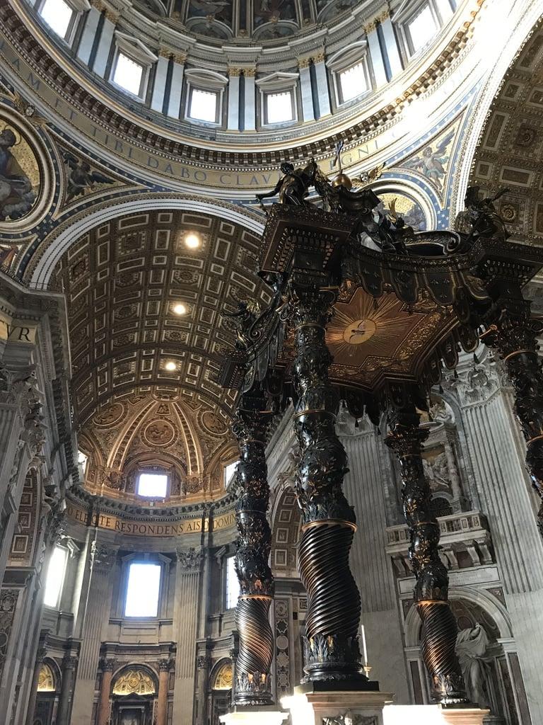 Basilique Saint-Pierre billets coupe-fil