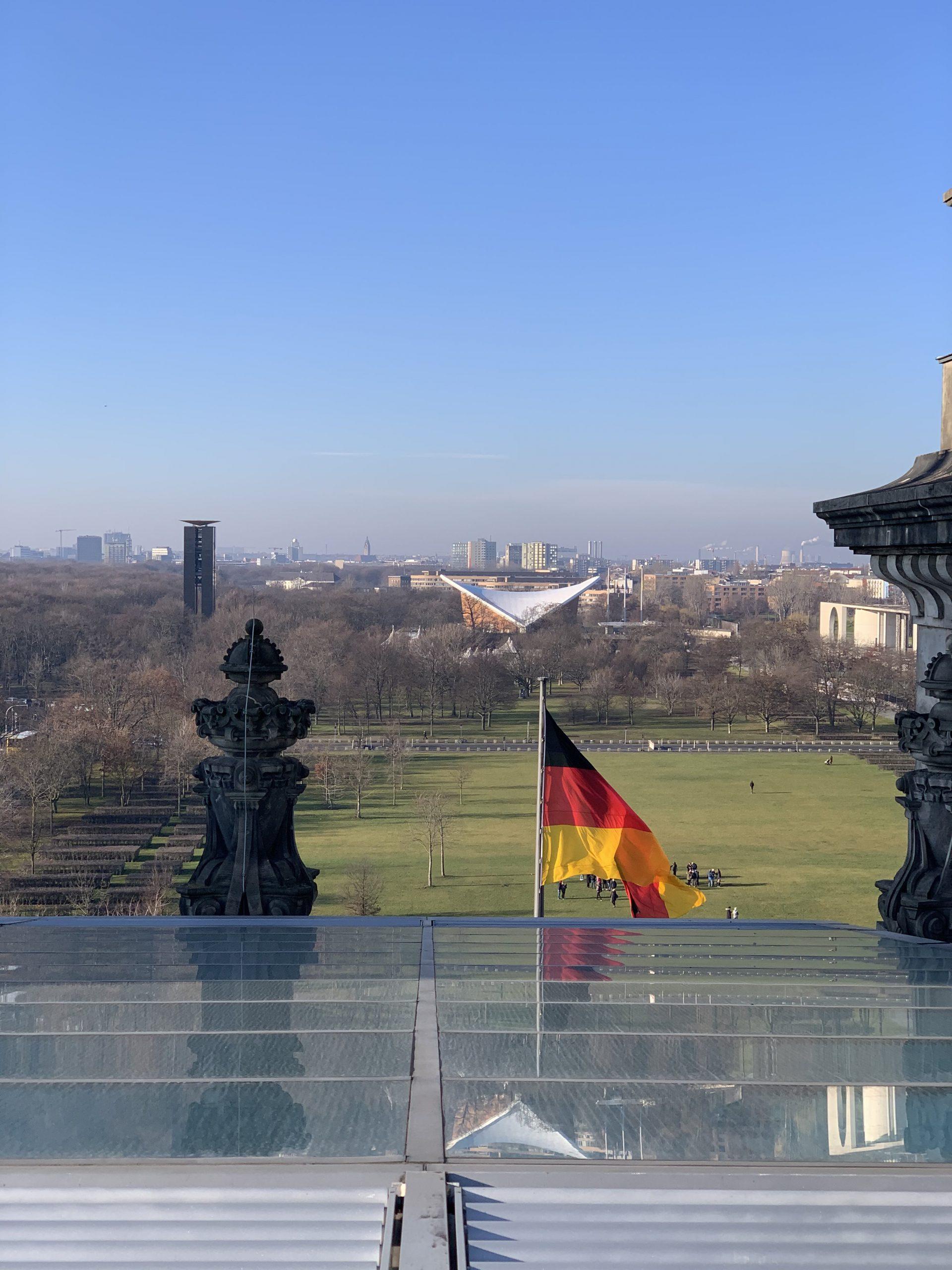 Reichstag Vue blog