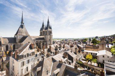 où loger et dormir pour visiter les Châteaux de la Loire Blois