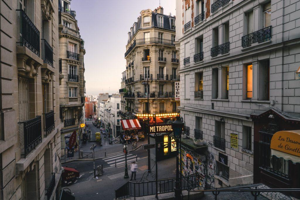 Visiter Paris à pied itinéraire balade promenade