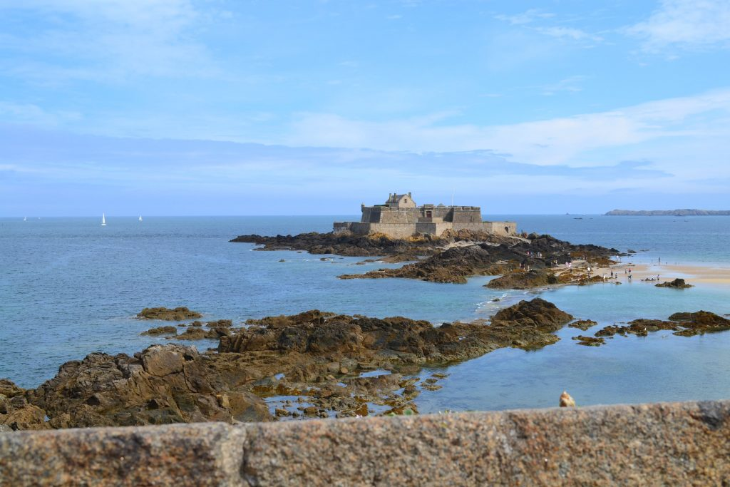 Visiter Saint Malo en 3 jours visite en bateau week end
