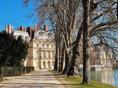 Visiter Fontainebleau jour week end château forêt