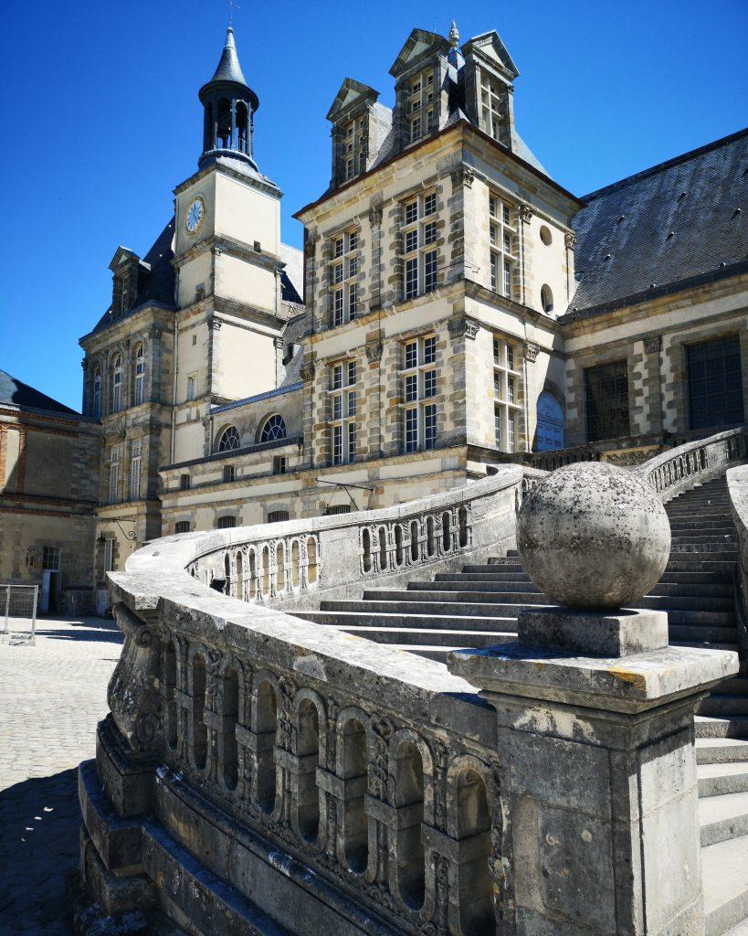 combien de temps pour visiter le Château de Fontainebleau