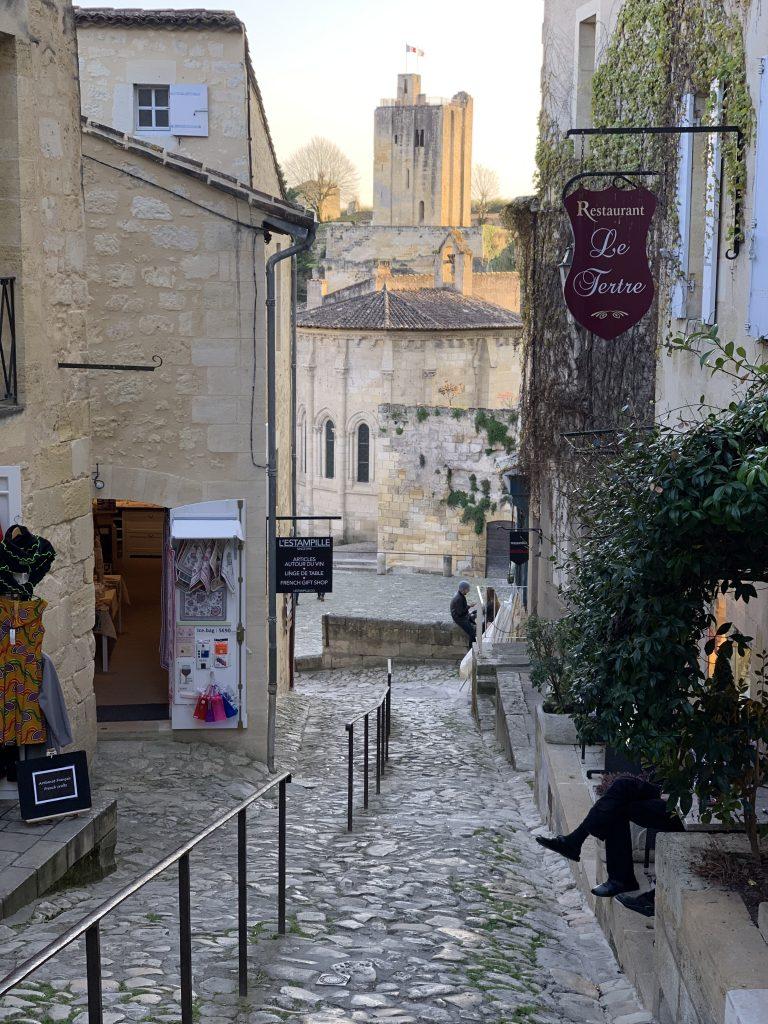 Visiter Saint Emilion Autour de Bordeaux