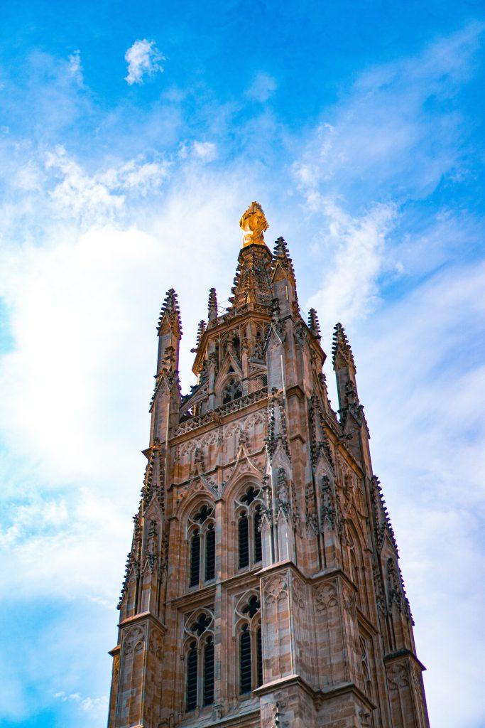 Tour Pey Berland Visiter Bordeaux