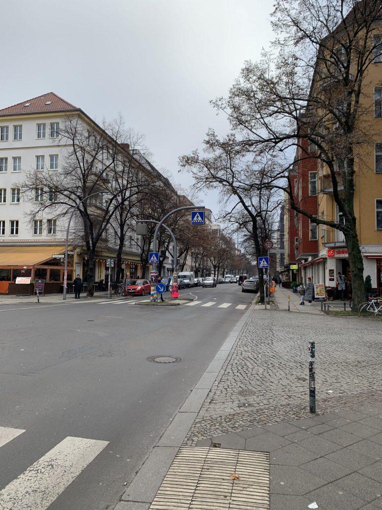 Friedrichshain quartier