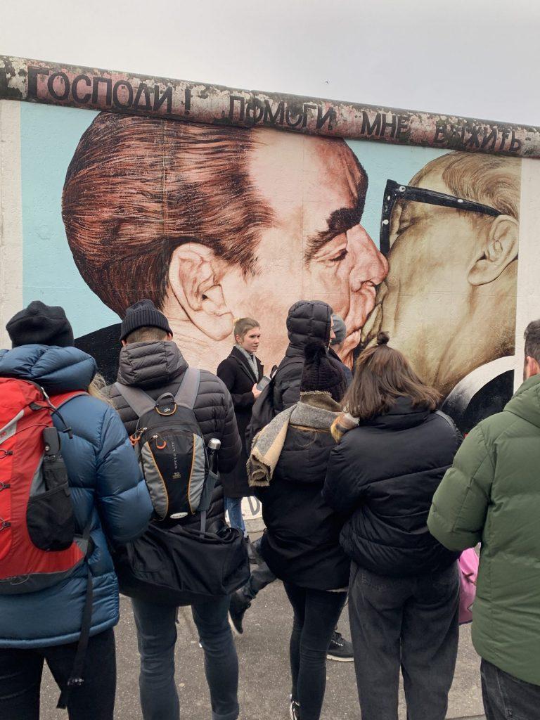 Brezhnev Honecker
