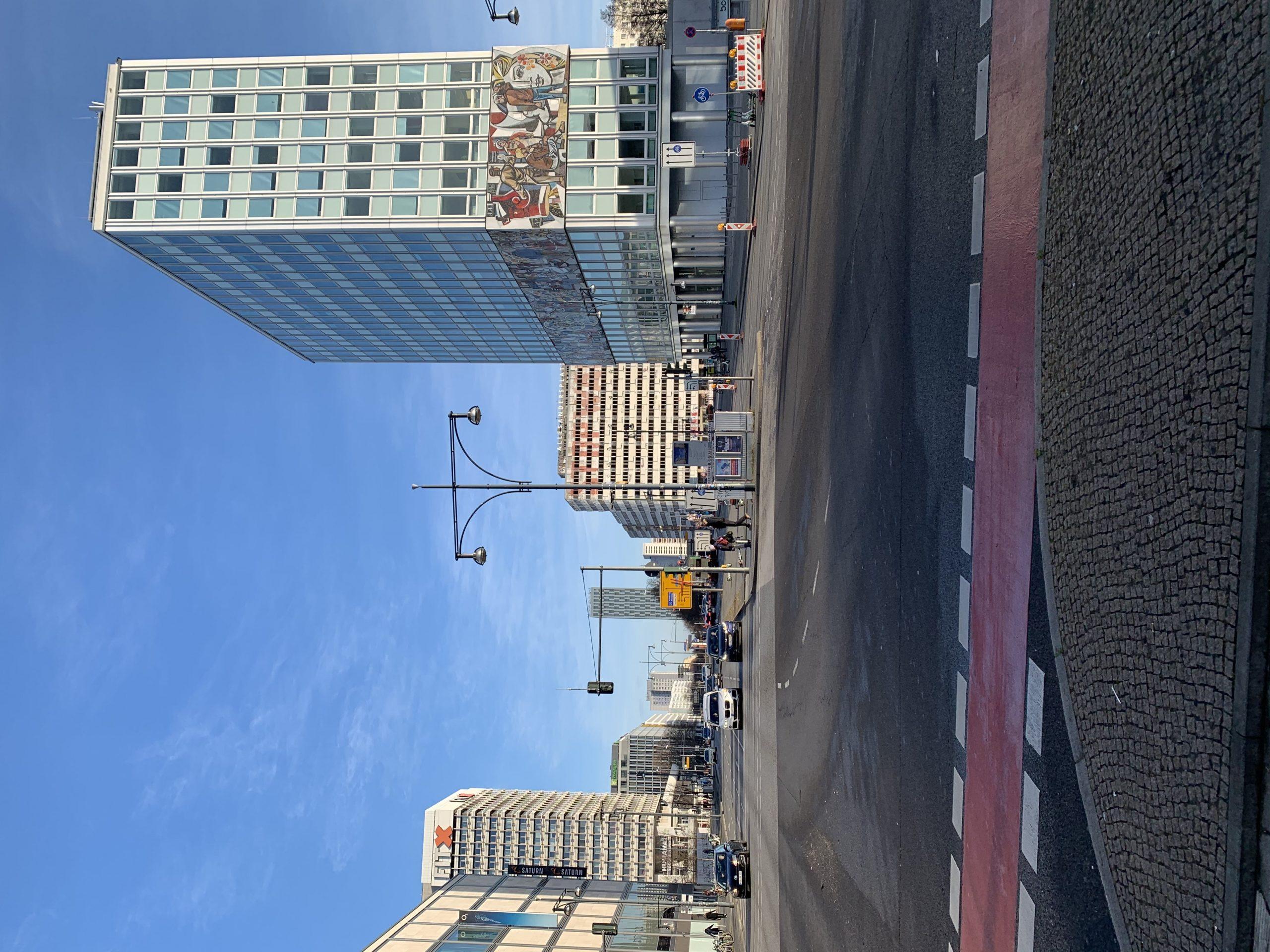 Alexanderplatz pour se loger à Berlin