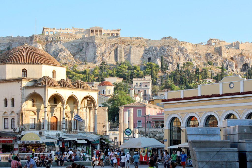 Où dormir à Athènes Meilleurs quartiers où se loger à Athènes