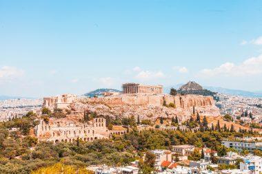 Visiter Athènes 2 jours Conseils visites, bonnes adresses, bons plans