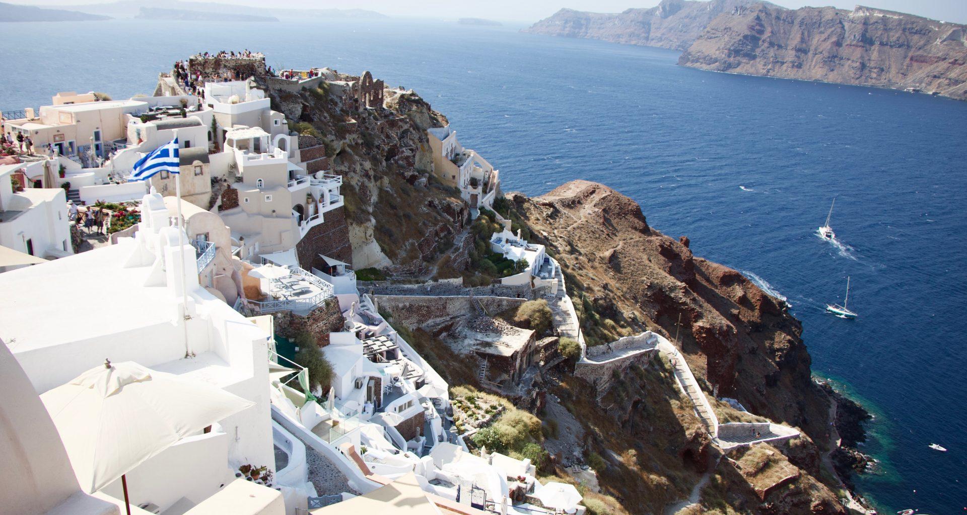 Quand partir en Grèce Meilleurs mois et moments de l'année