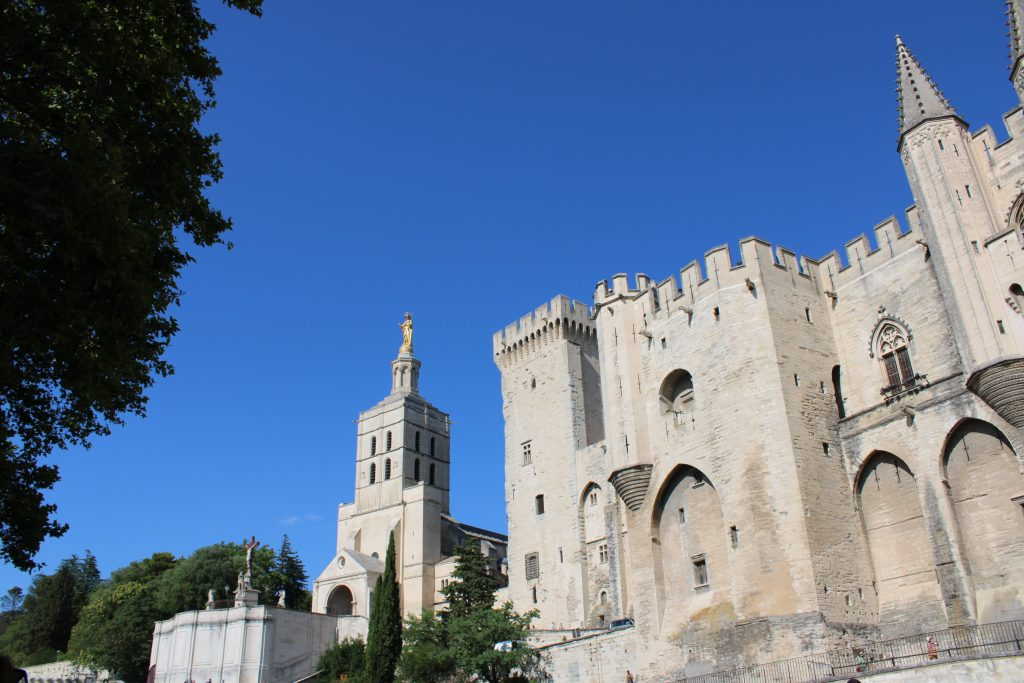 Visiter Avignon week end 2 3 jours