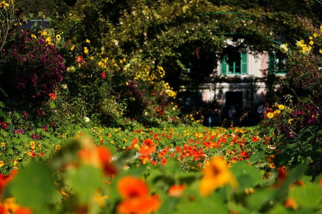 Giverny quel village visiter en Normandie