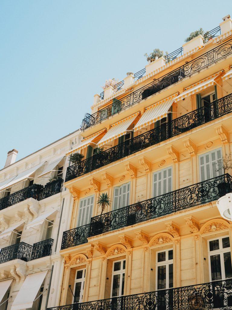 Ou dormir a Cannes hebergement hotel