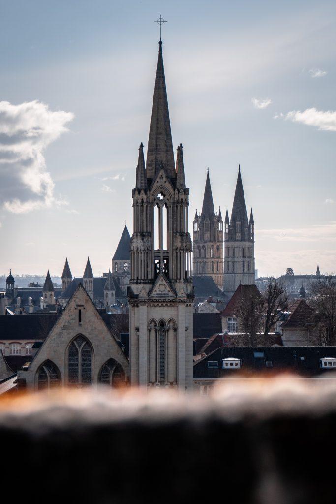 Visiter Caen où manger que faire quand il pleut