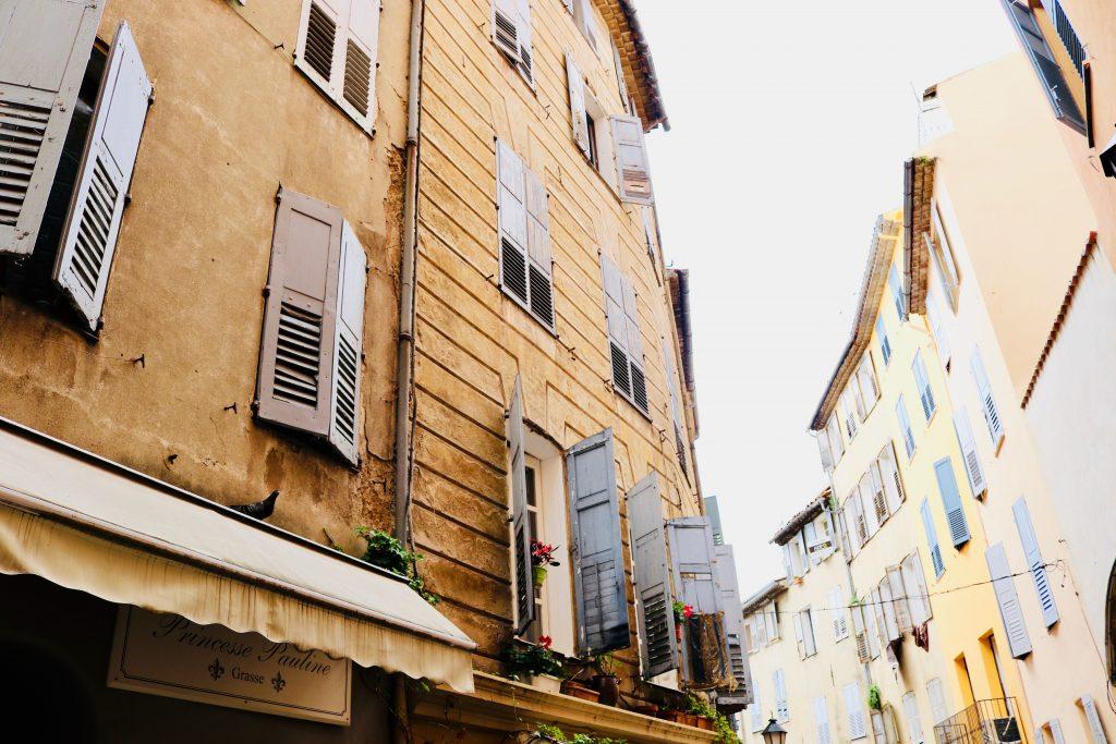 Visiter Grasse adresses restaurant où manger