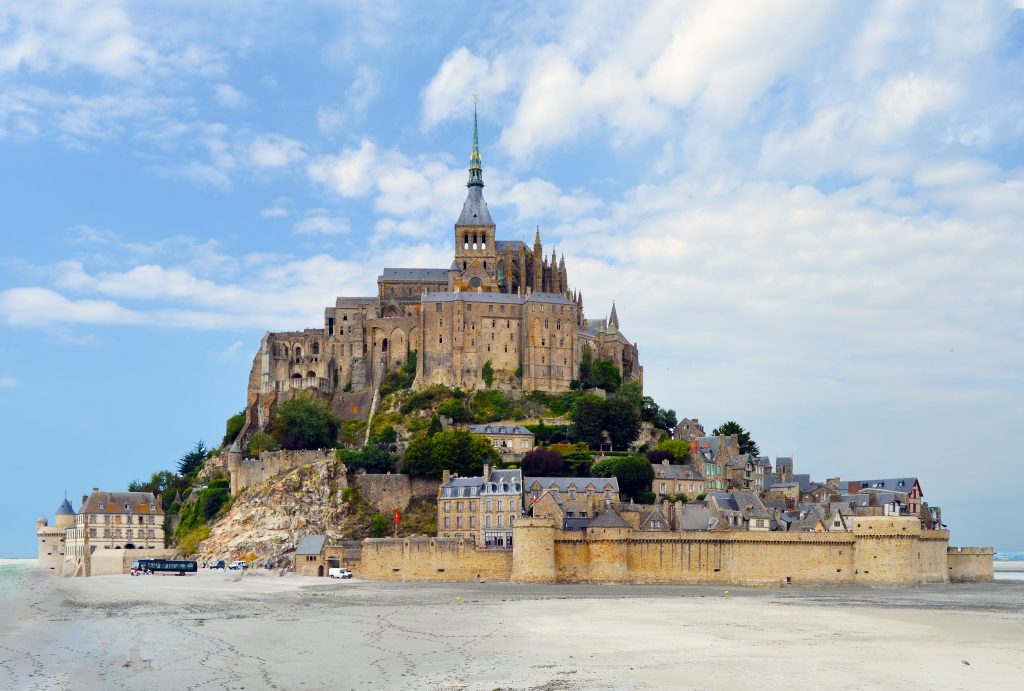 Visiter Mont Saint Michel Normandie week end