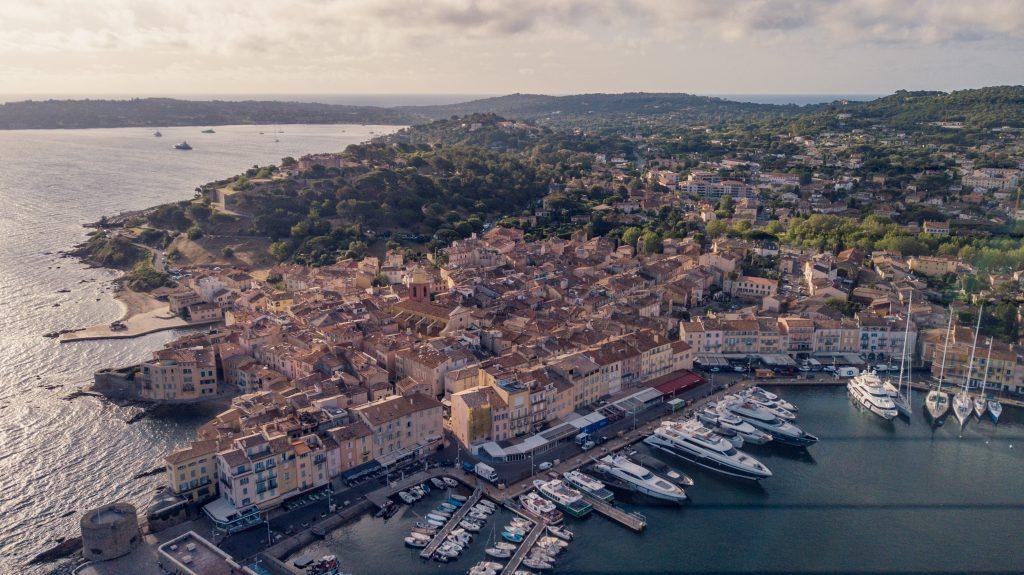 Visiter Saint Tropez où manger où dormir à Saint Tropez