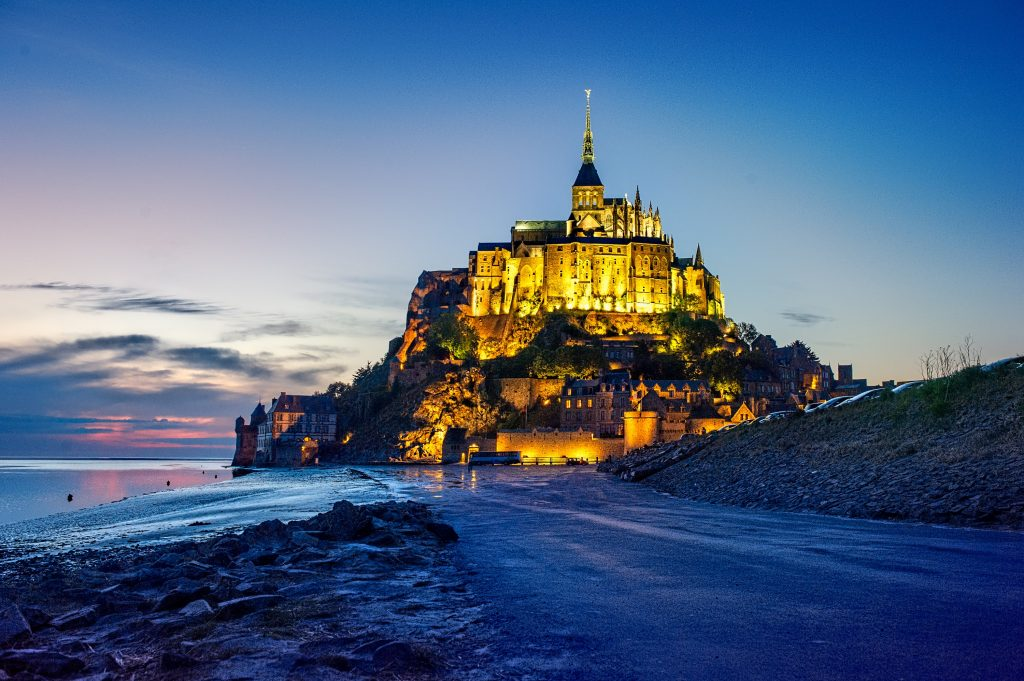 Week end Mont Saint Michel tarif parking hotel