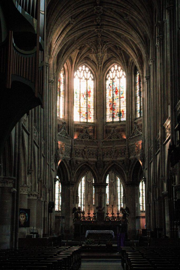 visite de Caen Calvados