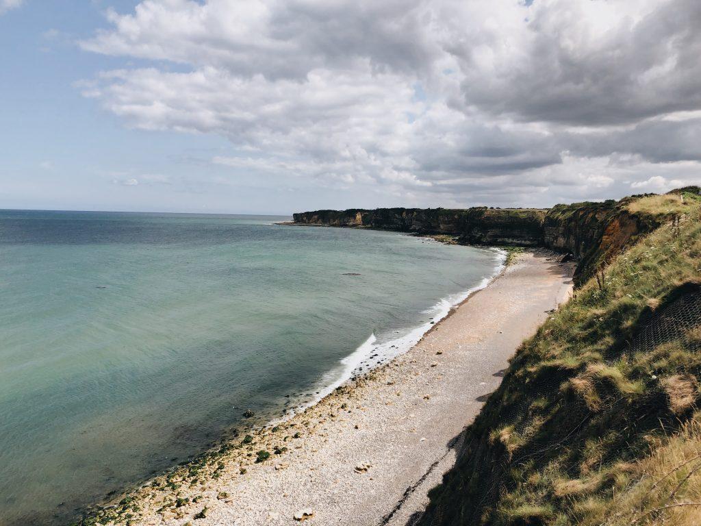 visiter les plages du débarquement Normandie itinéraire