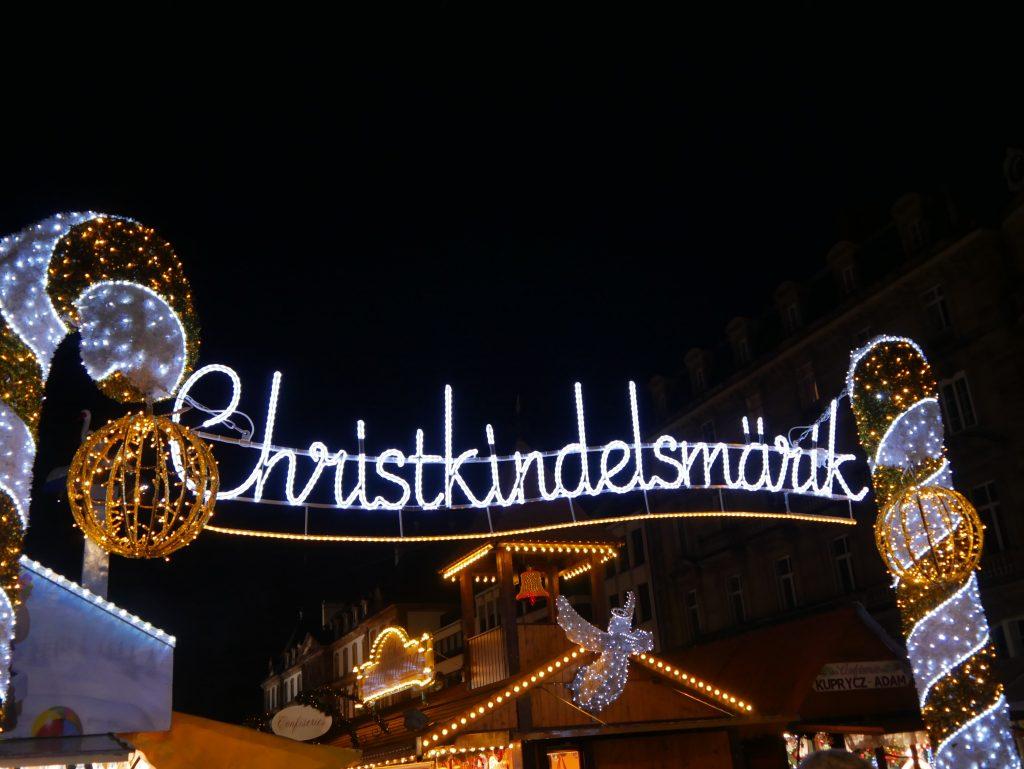 Visiter le marche de Noel de Strasbourg