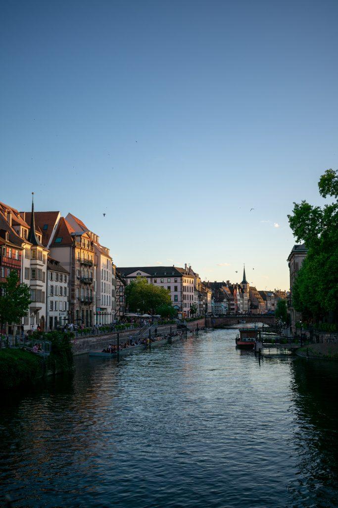 que faire a Strasbourg week end