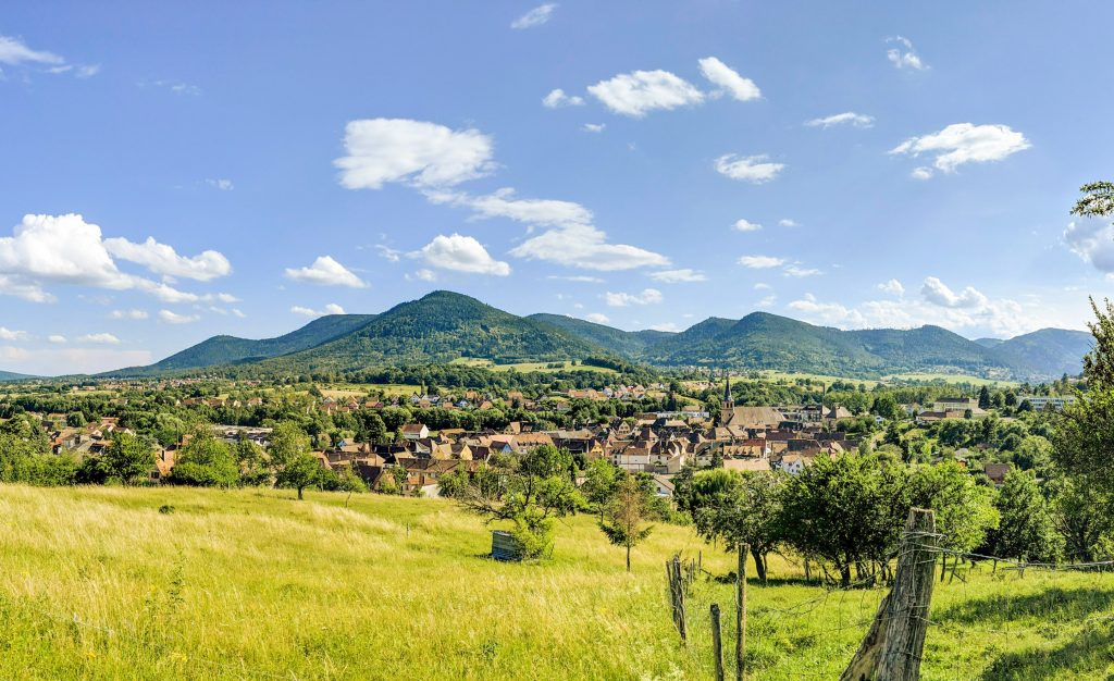 route des vins alsace decouverte beaux villages