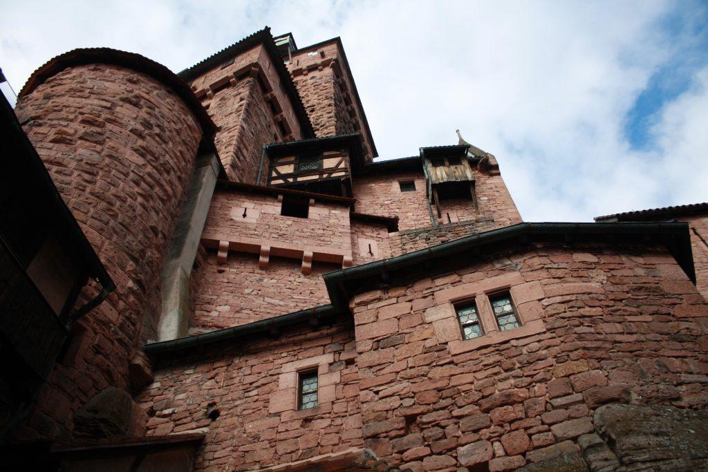 visiter le chateau du haut koenigsbourg tarifs billetterie