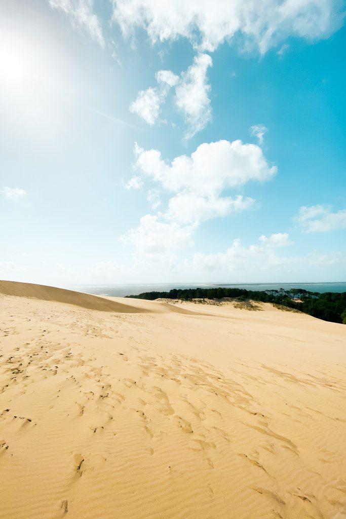 monter la dune du pilat quelles chaussures