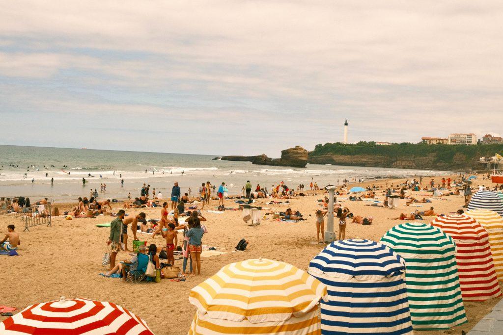 ou loger a biarritz hotels