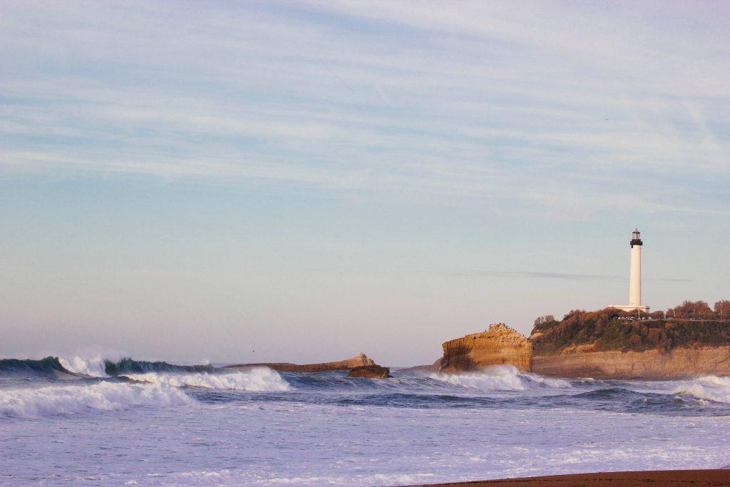 visiter biarritz en 1 jour ou 2 jours